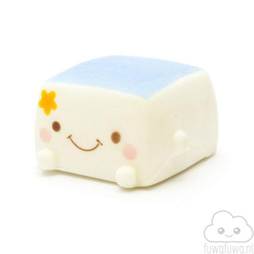Tofu Squishy Blauw