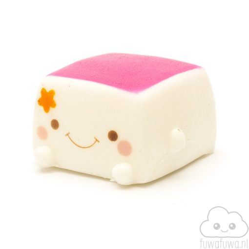 Tofu Squishy Roze