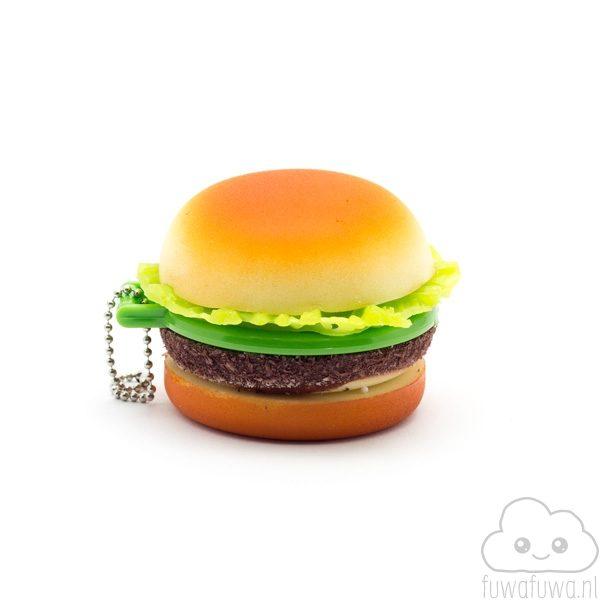 Hamburger Spiegel Squishy