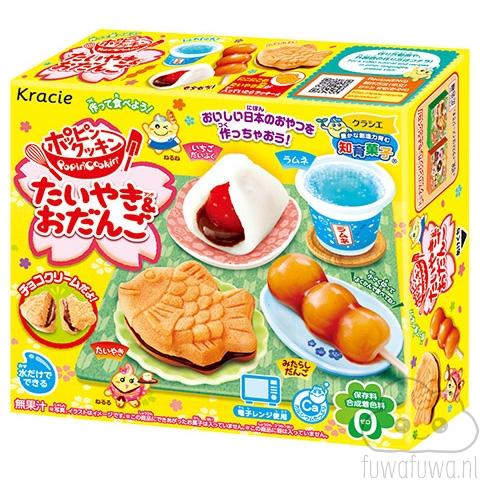 Happy Kitchen Taiyaki & Odango