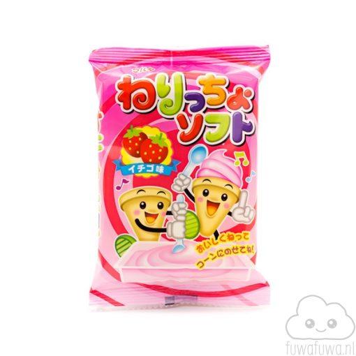 Nericcho Soft Ice Cream Strawberry