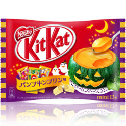 KitKat Mini - Pumpkin Pudding