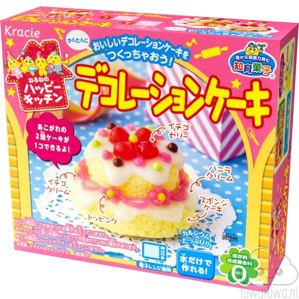 Happy Kitchen - Decoration Cake