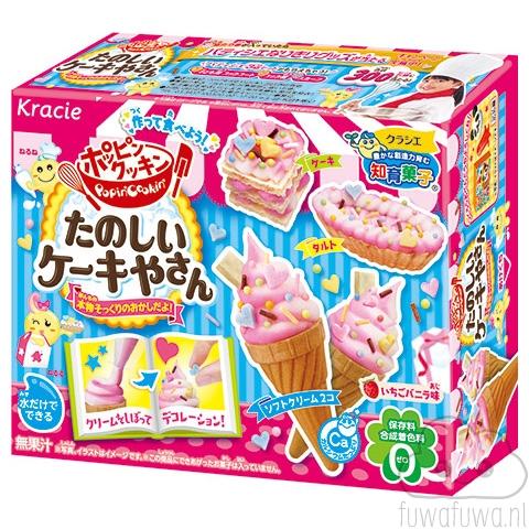 Popin Cookin Cake Shop Kit