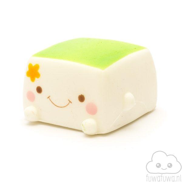 Tofu Squishy Groen
