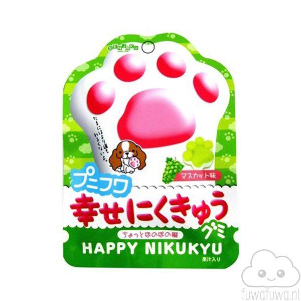 Happy Nikukyu Peach