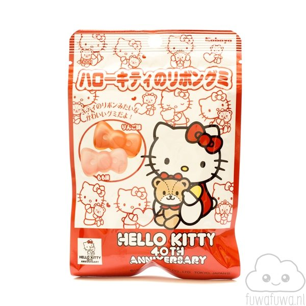 Hello Kitty Ribbon Gummy 3