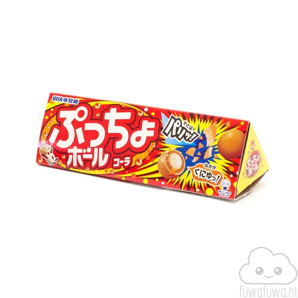 Puccho Ball Cola