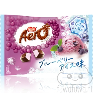 Aero Mini - Blueberry Ice