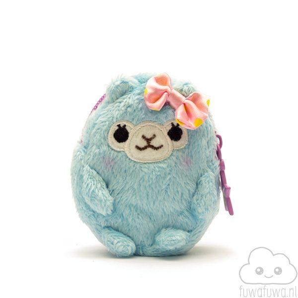 Alpacasso Portemonnee Blauw