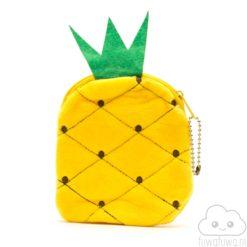 Ananas Portemonneetje