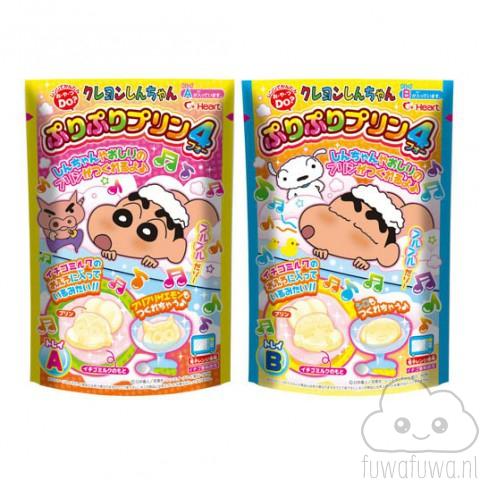 Shin Chan Butt Pudding