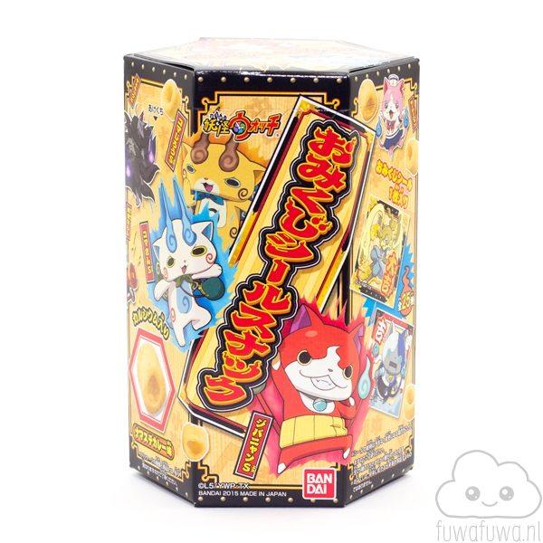 Yokai Watch Omikuji Snack