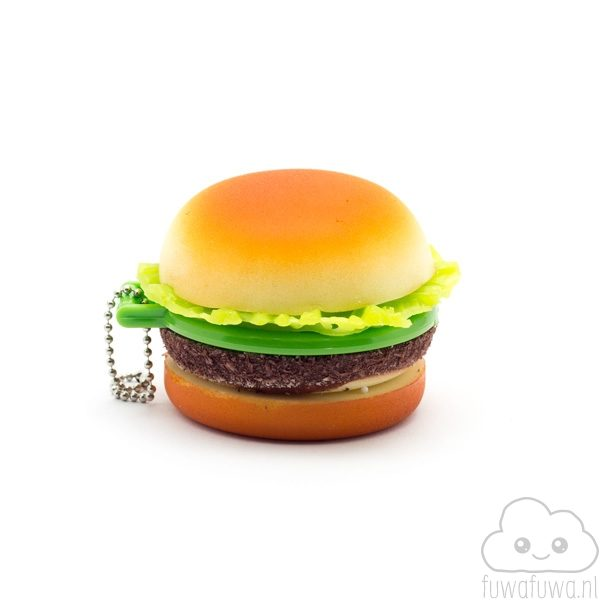 Hamburger Spiegel Squishy
