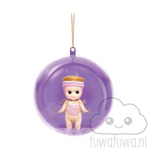 Sonny Angel - Ladurée Christmas Ornament - Macaron Rose