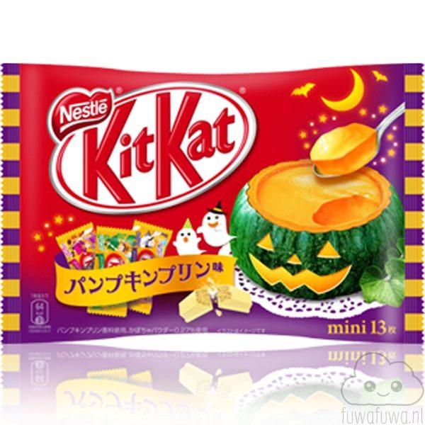 KitKat Mini - Pumpkin Pudding
