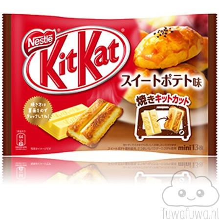 KitKat Mini - Sweet Potato