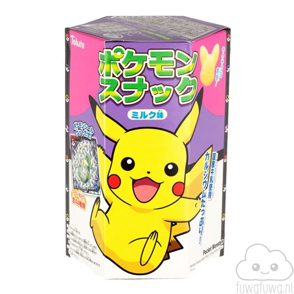 Pokemon Snack - Milk