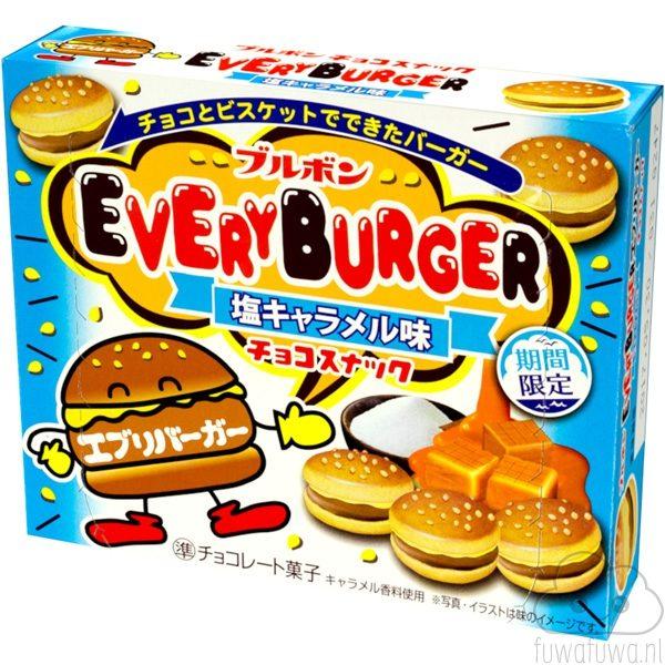 Everyburger (Salt & Caramel)