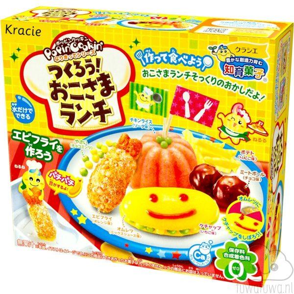 Popin' Cookin' - Okosama Lunch