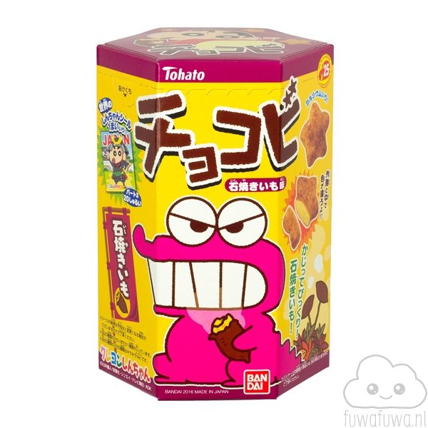 Crayon Shin-Chan Chocobi (Sweet Potato)