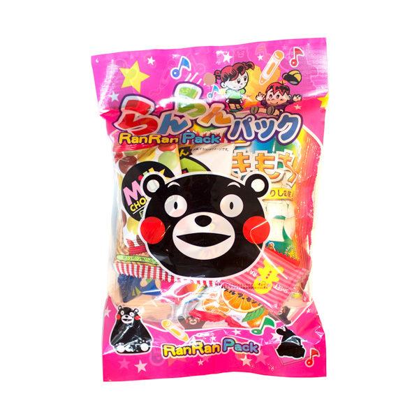 Kumamon RanRan Pack
