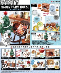 Re-Ment Mooming Warm House
